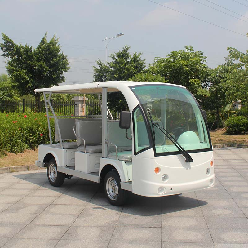 electric resort vehicle