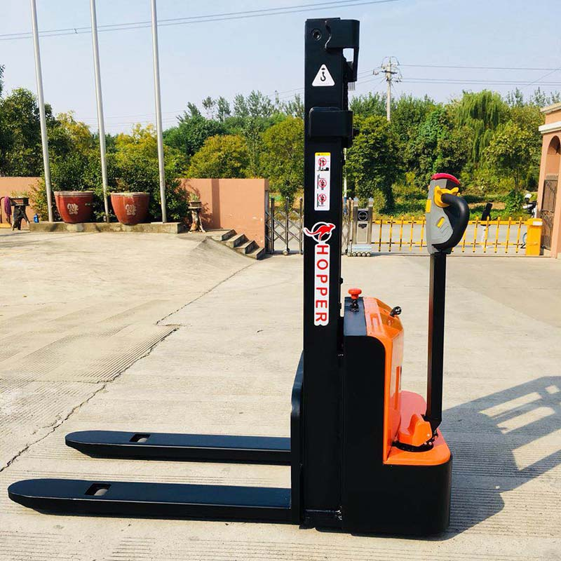 Electric Walkie Pallet Stacker