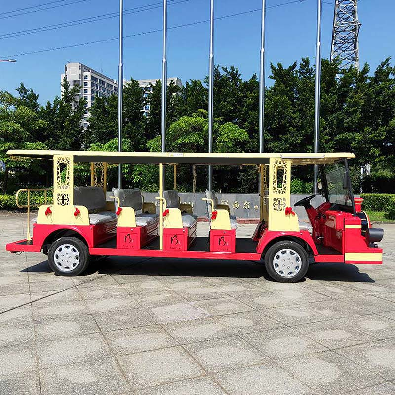 electric sightseeing bus