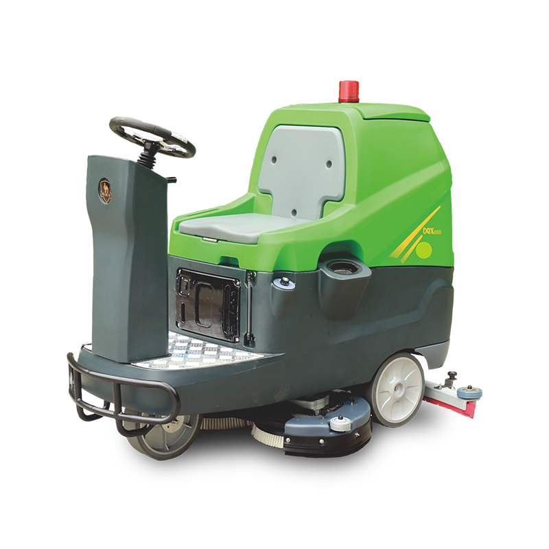Electric Scrubber